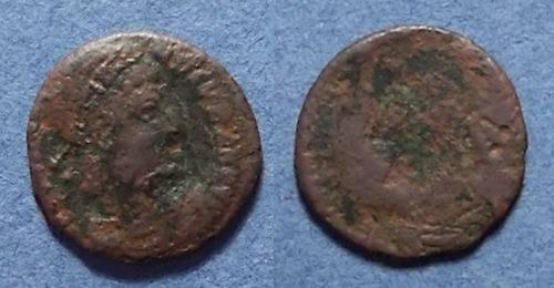 Roman Empire, Constantine Dynasty 340 AD, AE 3/4