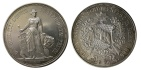 Ancient Coins - SWITZERLAND. 1885. Silver 5 Franc.