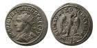 Ancient Coins - SYRIA, Seleucis and Pieria, Antioch. Philip I. 244-249 AD. BI Tetradrachm.