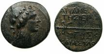 Ancient Coins - SYRIA.SELEUCIS AND PIERIA.APAMEA.circa 1st cent BC.