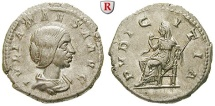 Ancient Coins - Julia Maesa, grandmother of Elagabalus, +225, Denarius 218-222 Rome