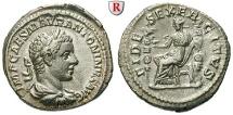 Ancient Coins - Elagabalus, 218-222, Denarius 218-219 Rome