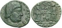 """Ancient Coins - """"Barbarous"""" Decentius AE 3"""