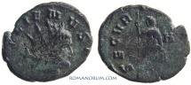 Ancient Coins - GALLIENUS. (AD 253-268) Antoninianus, 2.38g.  Rome. SECVRIT PERPET