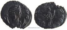 Ancient Coins - SALONINA. (Wife of Gallienus) Antoninianus, 1.57g.  Rome. FECVNDITAS AVG