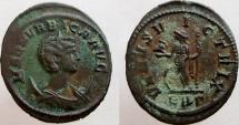 Ancient Coins - Magnia Urbica. Augusta, 283-285 AD. Antoninianus.  VENVS VICTRIX.