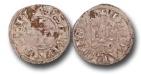World Coins - CS139 - CRUSADER STATES, Frankish Greece, Principality of Achaea, Philip of Savoy (1301-1306), Billon Denier, 0.79g., 20mm, Glarentza mint