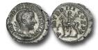 Ancient Coins - R2050 - Gordian III (A.D. 238-244), Silver Denarius, Rome mint, A.D. 251