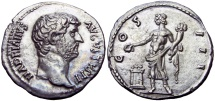 Ancient Coins - HADRIAN. 117-138 AD. Superb coin and details !!!!!