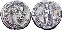 Ancient Coins -  Pescennius Niger. AD 193-194.