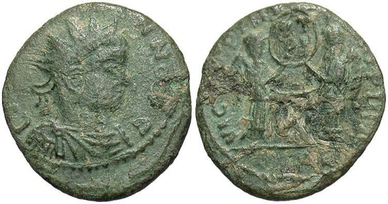 """Constantine II"", AE3, 320, London mint type, VLPP Issue"