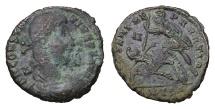 Ancient Coins - CONSTANTIUS II. 337-361 AD. FOLLIS. FEL TEMP REPARATIO