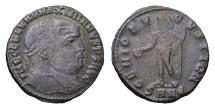 Ancient Coins - GALERIUS. 305-311 AD. FOLLIS. GENIO AVGVSTI