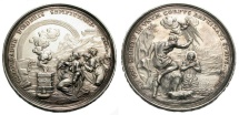 World Coins - Silver medal by P. H. Müller