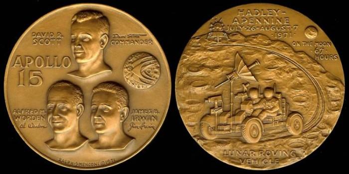 apollo 7 commemorative coin values - photo #41