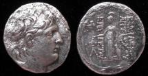 Ancient Coins - SELEUKID KINGDOM.  ANTIOCHOS VII (138-129 BC) AR Tetradrachm.