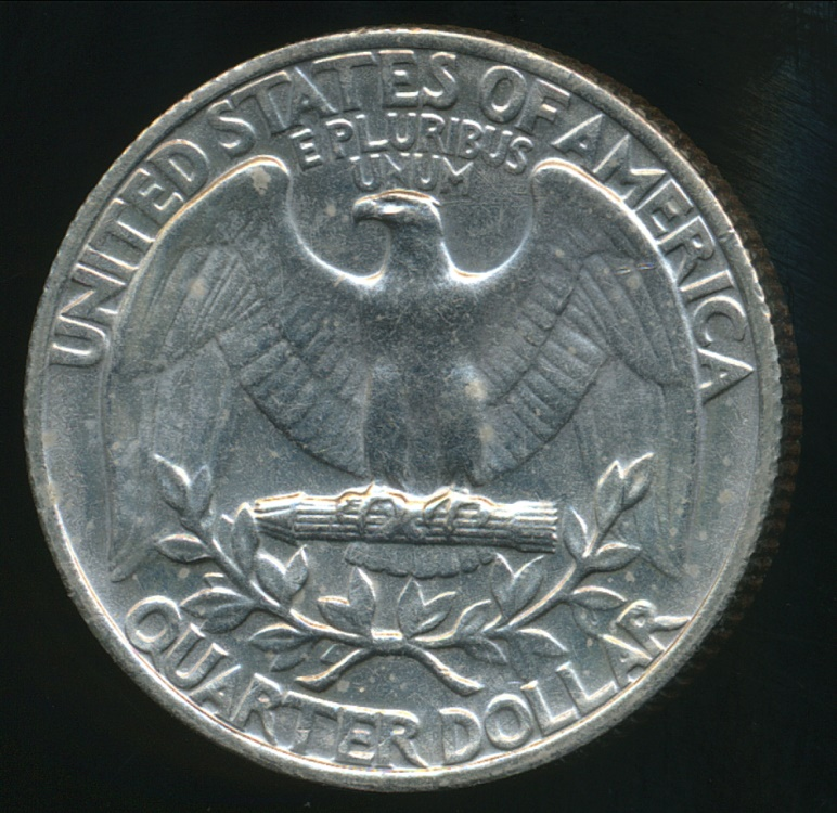 United States, 1970 Quarter Dollar