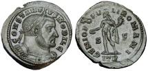 Ancient Coins - CONSTANTIUS I AE FOLLIS TRIER MINT