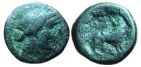 Ancient Coins - Uncertain (Ionia, Miletos?), 3rd-2nd century BC.  AE 18mm