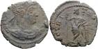 Ancient Coins - CONSTANS - FOLLIS - SECURITAS - COLUMN