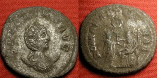 SALONINA AR billon antoninianus. ROMAE AETERNAE, uncertain Eastern mint