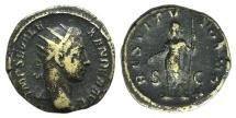 Ancient Coins - Severus Alexander (222-235). AE Dupondius. Rome, 222-231.